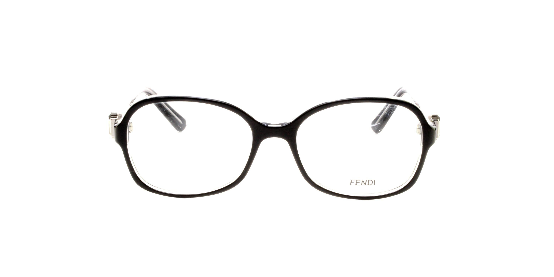 Buy Fendi F812R 001 (52) Glasses | Fendi designer glasses online ...