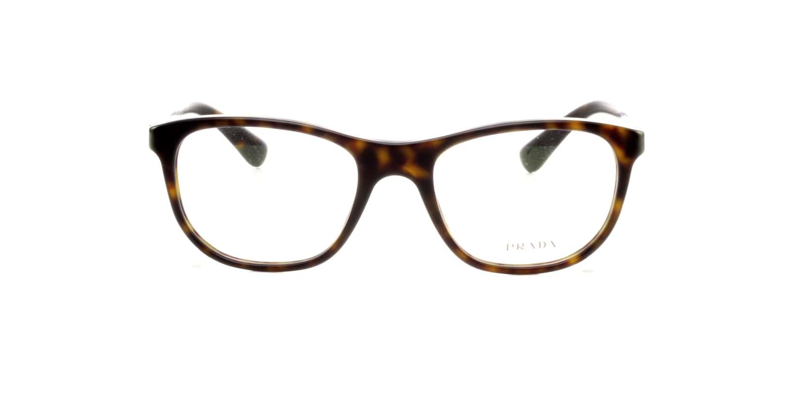 Buy Prada VPR 29S HAQ-1O1 (52) Glasses | Prada designer glasses ...